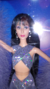 Collectors item cher doll. From 2000