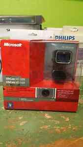 New Microsoft Life Cam HD-5000