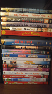 Various Comedy DVDs