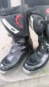 Sidi Adventure boots for sale!