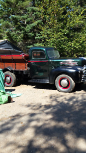 1947 BARN FIND OR SWAP + CASH