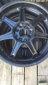 Rims: 17 inch rims $250 OBO Kitchener / Waterloo Kitchener Area image 3