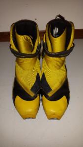 Salomon  RS9 Pilot Skate Cross Country Boots - Size 45 2/3