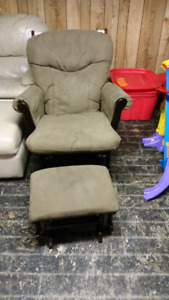 Shermeg Glider with foot rocker
