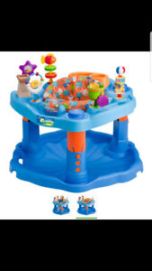 Evenflo Mega Splash Exersaucer