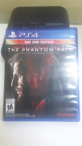 Metal Gear Solid 5 Day One Edition