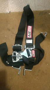 Expired 5 Point RJS Racing Harness
