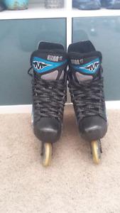 Mission Inline Hockey Skates