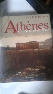Livre Athenes