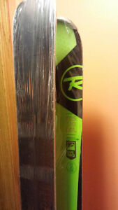 BRAND NEW Rossignol Experience 80 Skis with Xelium 100 bindings