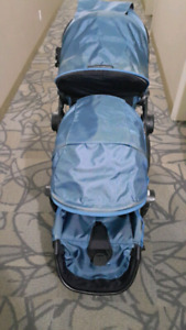 Baby jogger City Select Double W Extras