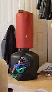 Stand up punching bag Peterborough Peterborough Area image 1
