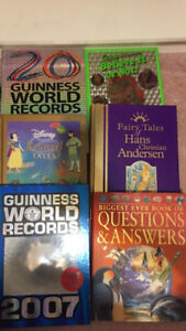 Fairy Tales/Disney Tales/Guinness World Records