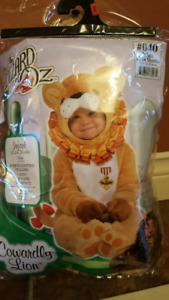 Halloween Costume - The Wizard of Oz Cowardly Lion