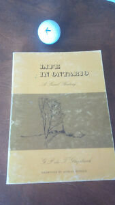 2 Books; Life in Ontario, 50 Even More Unusual Things Ontario Kitchener / Waterloo Kitchener Area image 1