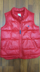 Old Navy Boy's Vest size 5T  $7