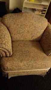 Like new Couch  Chair