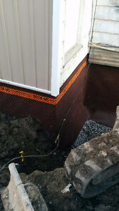ASH CONSTRUCTION@WATERPROOFING. Kawartha Lakes Peterborough Area image 10