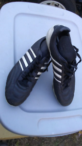 Men's Adidas Soccer Cleats, size 11