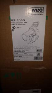 Wilo Top-S, Cast Iron Circulatory Pump,  230V
