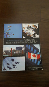 Exploring the Canadian Business Environment