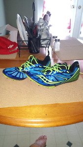 Saucony Endorphin Md4 track and field spikes