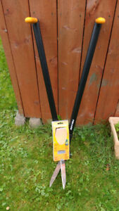 Fiskars Grass and hedge trimmer