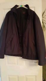 Paul & shark winter jacket will fit medium