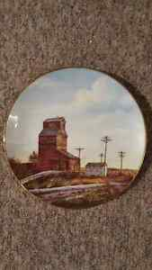 Prarie Memories - Eleanor Oltean - Collectible Plates - 2/4 FREE