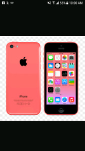 IPhone 5c pink/Coral with life proof case