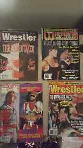 Pro Wrestling Magazines WWE WCW Kitchener / Waterloo Kitchener Area image 2