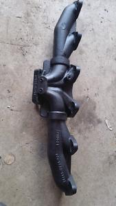 Dodge 5.9 cummins 24v/12v 3 piece high flow manifold