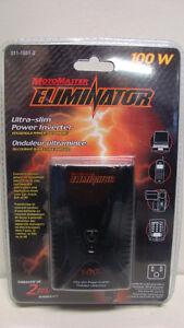 Motomaster 100W power inverter.