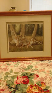 Joyce Bridgett framed print