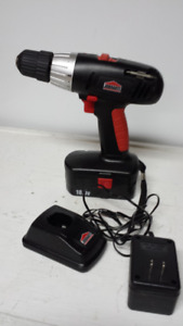 Portable Drill with Case