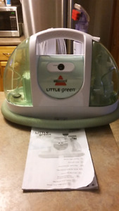 Bissell  little green