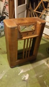 RCA Victor floor Radio A-36A Shell only