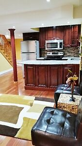 2 Bedroom Basement Apartment at Pickering Area