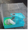 Hamster Gerbil Cage With Accessories small pet animal