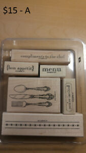 Assorted $15 Stamps for Scrapbooking or Card Making (Ad 5 of 5)