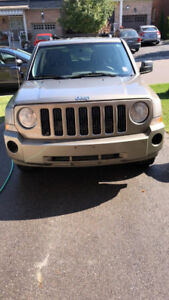 Great Deal 2008 Jeep Patriot  Very Low kM Just did safety