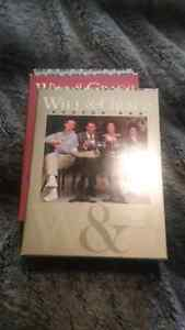 Will and Grace complete series  (seasons 1-8)