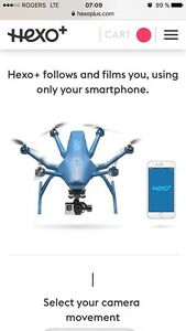 New hexo+ drone neuf 3d gimbal