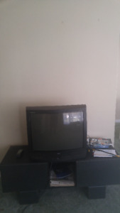 older tv available