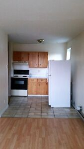 1 bedroom apt now available -  March 1st heat included
