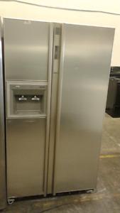 Modern- Maid Double Door Refrigerator