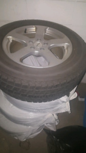 Mercedes winter tires 17 inch