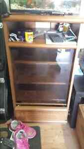 Entertainment unit with extra storage