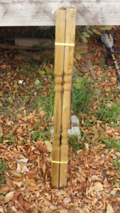 Pressure Treated  Baluster  Spindles