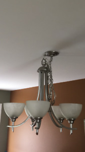 Light fixture purchased 1 year ago